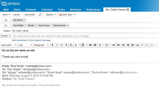 Email Server Software for the Enterprise
